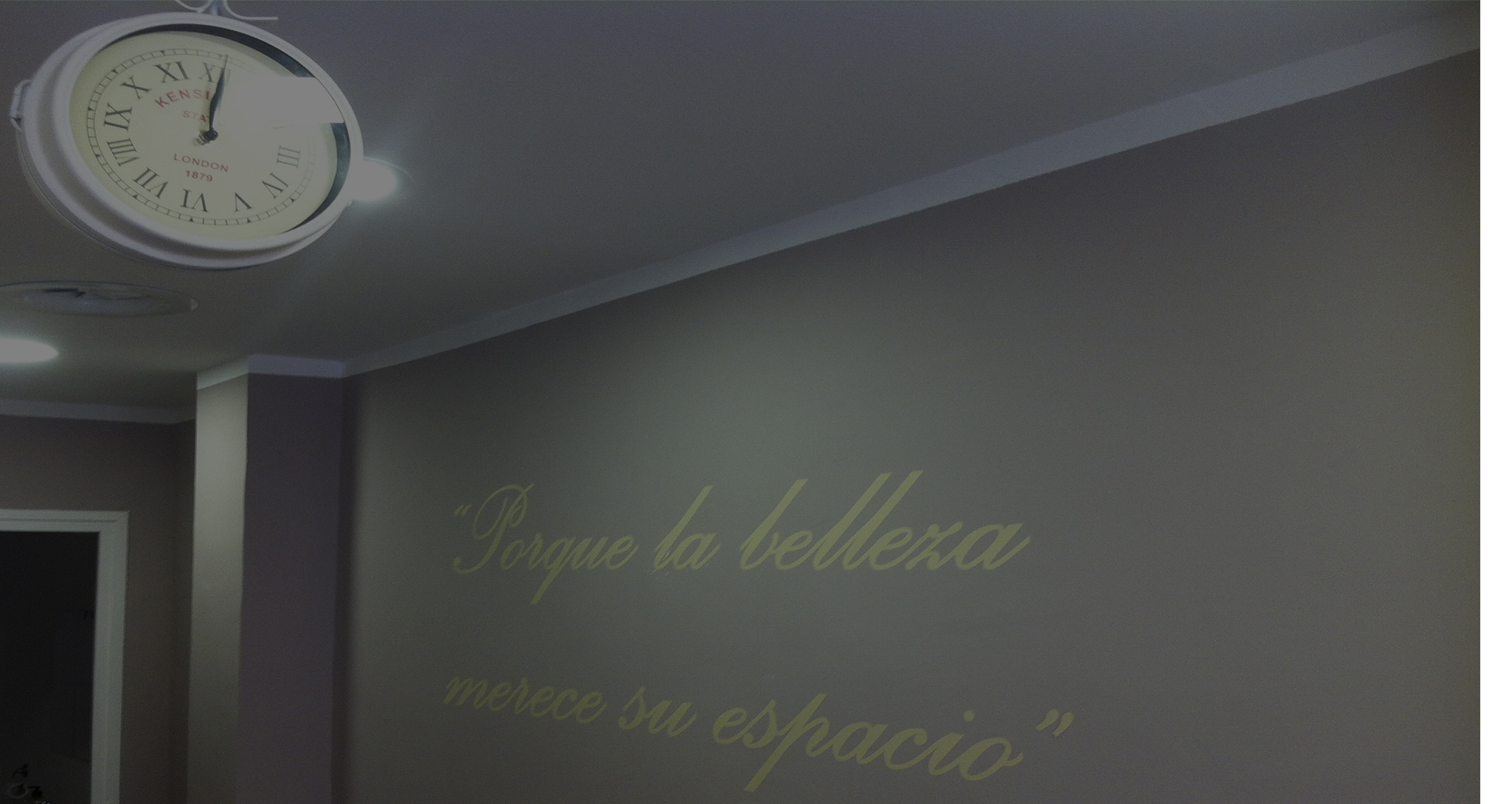 Decoración de interiores